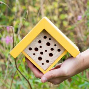 bee hotel mini bee house