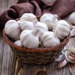 garlic for detox