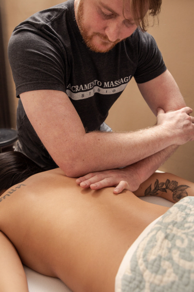 Deep Tissue Massage Sacramento