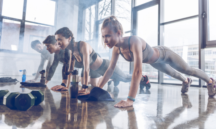 Bodywork And Exercise
