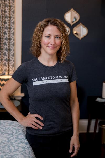 Michelle Zavatkay, CMT